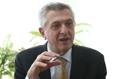 Interview du haut commissaire de l'UNHCR