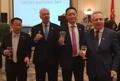 Ambassadeurs des deux Corées au Vietnam