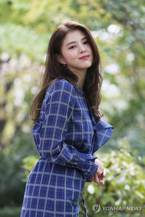 Actress Han So-hee