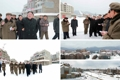 NK leader's on-site inspection