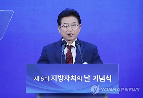 이철우 경북지사, 중국시장 첫 해외 세일즈