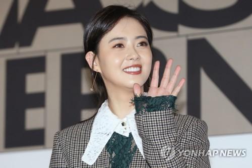 Actress Go Ara
