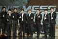 Boys band EXO