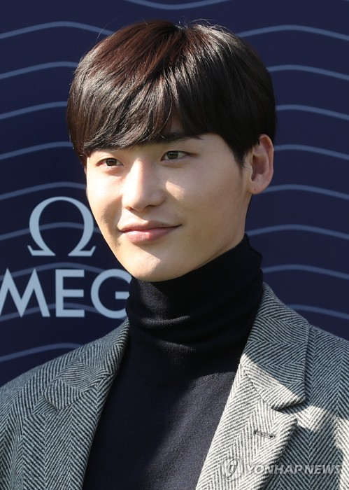 Actor Lee Jong-seok