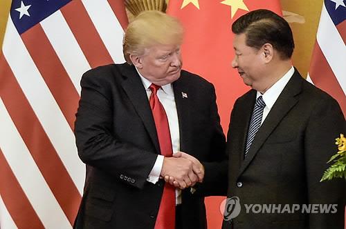 트럼프, 미중 무역합의안 작성 지시…월말 시진핑과 타결 추진(종합)