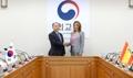 Reunión Corea del Sur-España