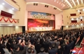Chinese artist delegation visits P'yang