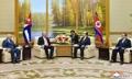 N.K.'s titular head meets Cuban president