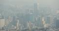 Ciel gris à Séoul