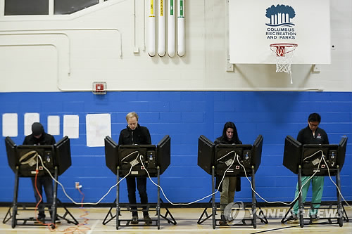 美중간선거 출구조사…CNN 56%, 美 잘못된 방향 가고 있다(종합)
