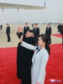N.K. leader sends off Cuban president