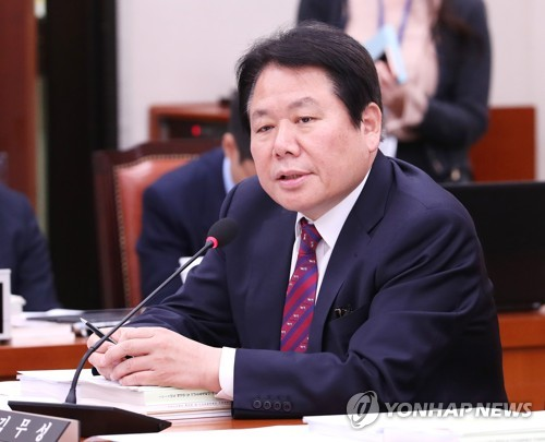 한국당 원내수석부대표에 정양석 내정