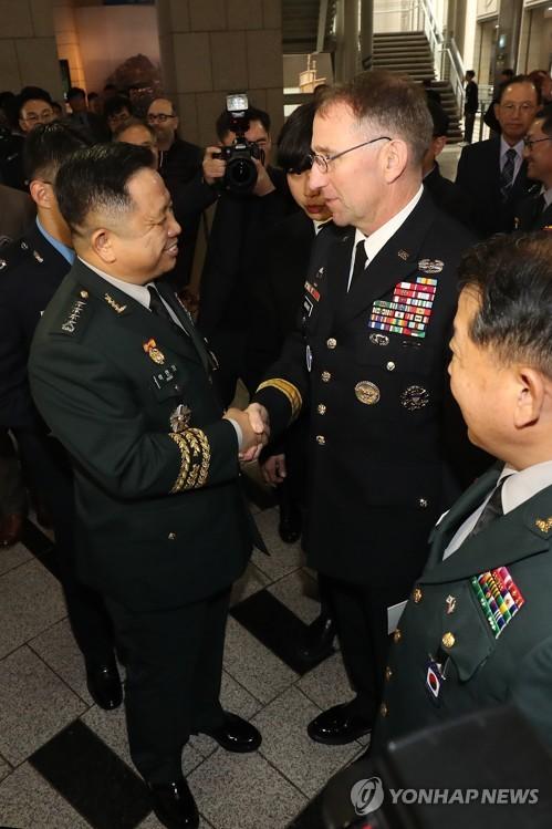 New USFK commander