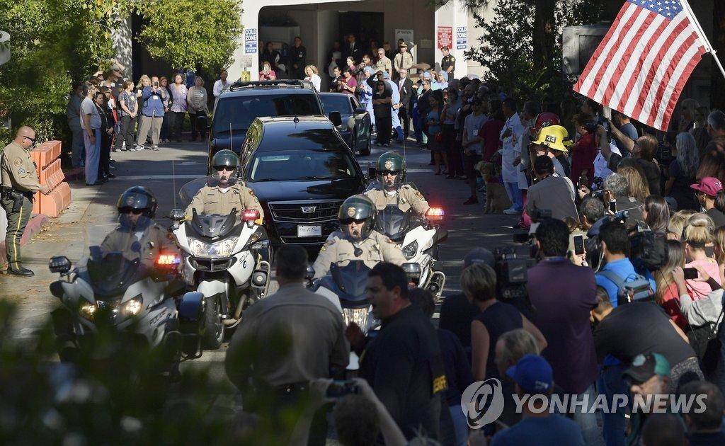 美사회 또 몸서리치게 한 '무차별 총격'