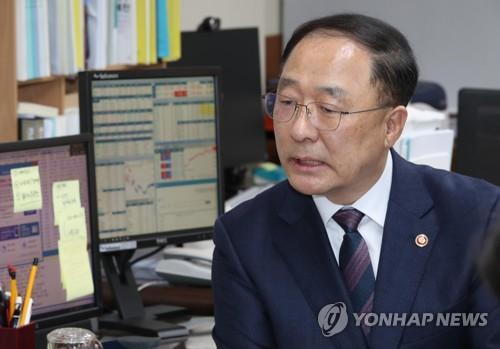 홍남기 국무조정실장, 경제부총리 내정