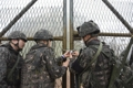 Retirada de los puestos de guardia en la DMZ
