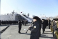 S. Korean cadets arrive in Vladivostok on training tour