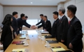 Koreas discuss connecting cross-border roads