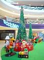 乐高圣诞村