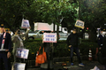 Japanese citizens denounce anti-Korea protest