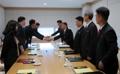 Segunda reunión intercoreana sobre carreteras