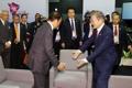 Cumbre Corea del Sur-Brunéi