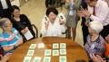 La primera dama en un sanatorio singapurense