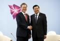 Cumbre Corea del Sur-Laos