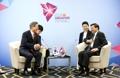 Sommet Corée-Laos