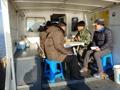 Investigación intercoreana de un canal navegable