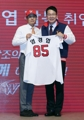 SK Wyverns' new manager inaugurated