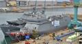 韓国初の練習艦