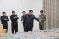 N.K. leader gives instruction on border city development