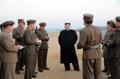 Sortie de Kim Jong-un