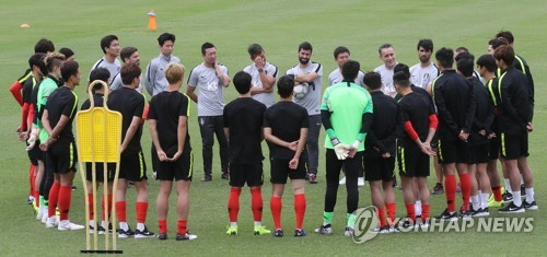 S. Korea planning football friendly vs. Saudi Arabia ahead of Asian Cup