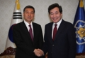 PM meets with Chinese state councilor