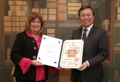 IOC official receives order of sports merit