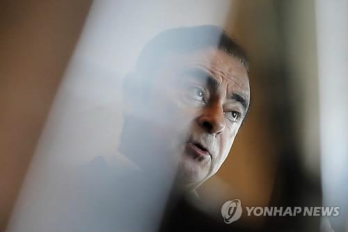 르노, 일본서 기소된 곤 회장 CEO직 유지