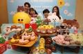 Dunkin' Donuts avec Line Friends
