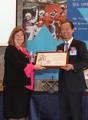Citoyenne d'honneur du Gangwon