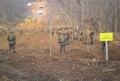 Las dos Coreas conectarán una carretera en la Zona Desmilitarizada