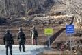 Las dos Coreas conectan una carretera en la Zona Desmilitarizada