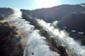 Préparation de la saison de ski