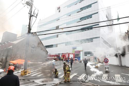 KT repara más del 60 por ciento del daño de la red móvil causado por un incendio