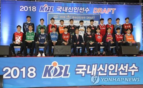 내달 4일 KBL 신인 드래프트에 41명 참가…일반인 5명 도전