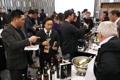 Dégustation de vins français