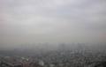 Polvo amarillo en Corea del Sur