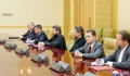 Delegation of Russian Orthodox Church visits P'yang