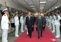 N.K. ceremonial head visits Venezuela