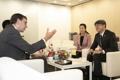 Directeur des bureaux des statistiques Corée-Grande-Bretagne